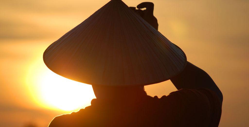 Le charme et la beauté légendaire du Vietnam vous attendent...