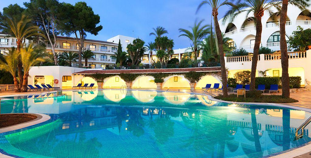 L'hôtel Maritim Galatzo vous attend sur l'île de Majorque
