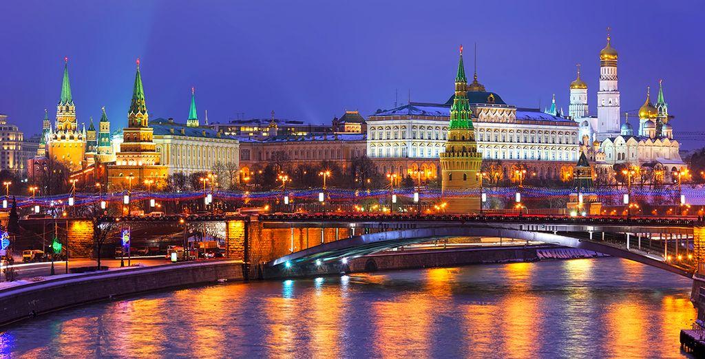 Tout commence à Moscou...