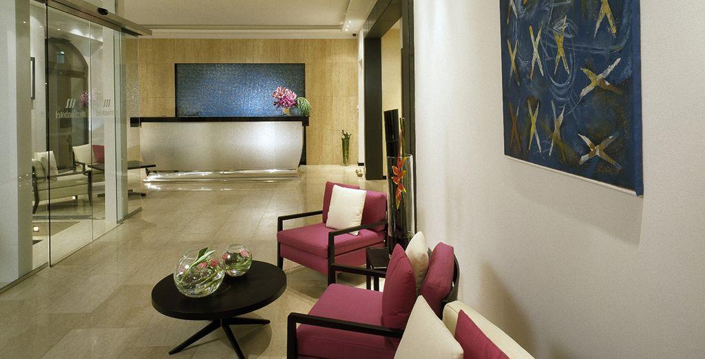 Le Design Hotel Merrion... - Design Hôtel Merrion 4* Prague