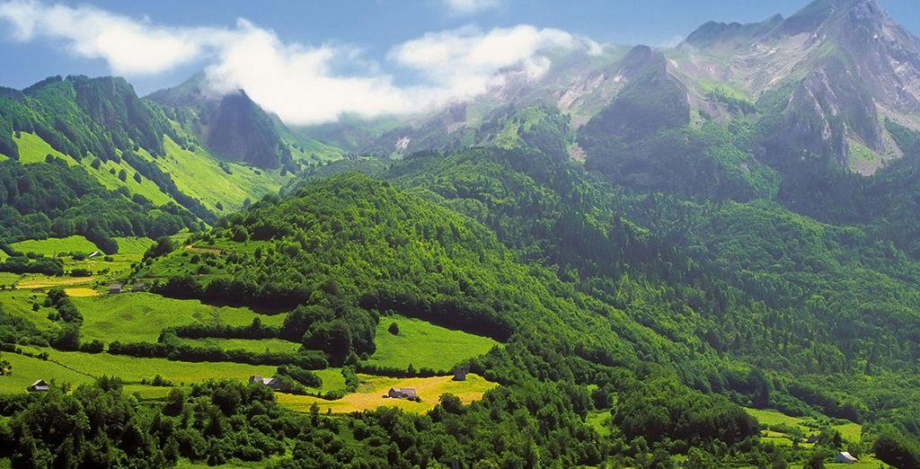 Découvrez les Pyrénées-Orientales