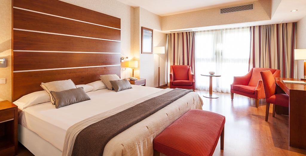 Hôtel Ilunion Malaga 4* Sup