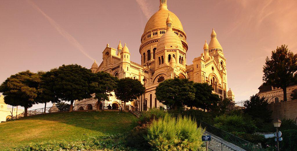 Montmartre Résidence 4*