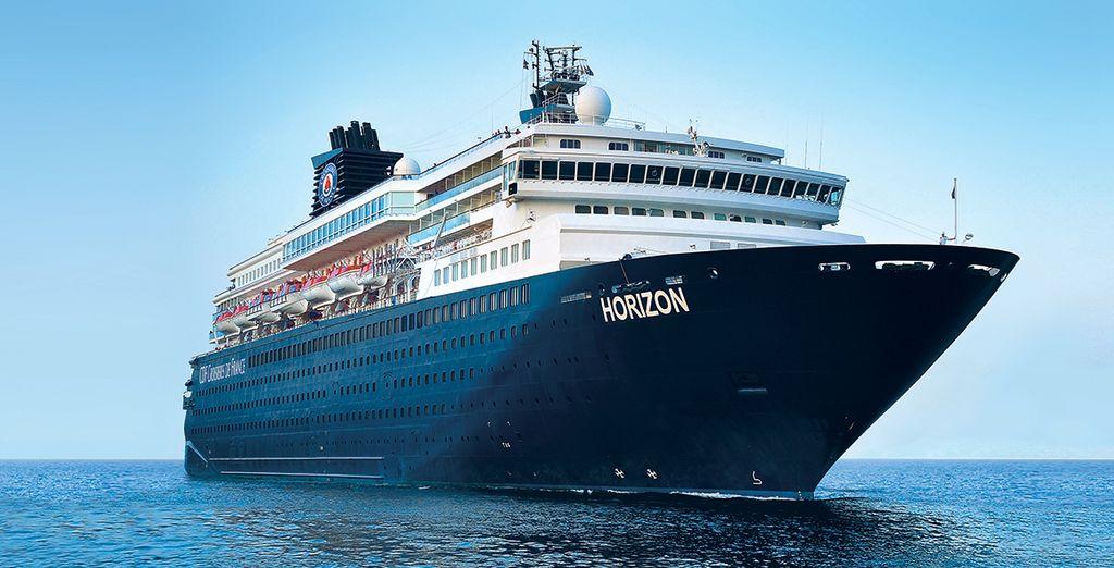 Une croisière sur la Méditerranée avec Voyage Prive