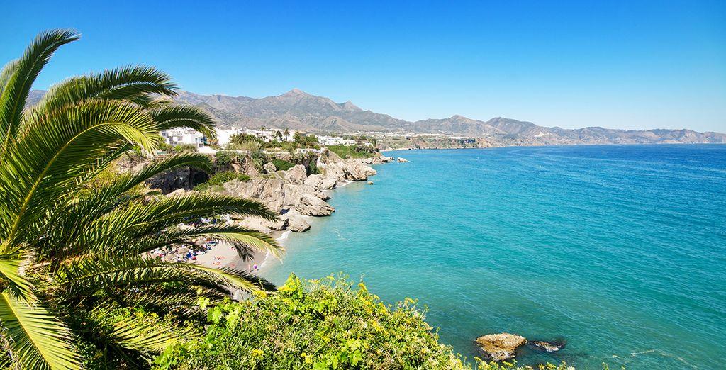 Découvrez les plages d'Espagne et d'Andalousie