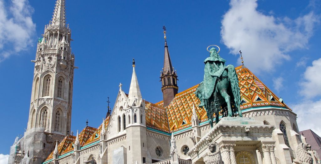 Et le château de Budapest