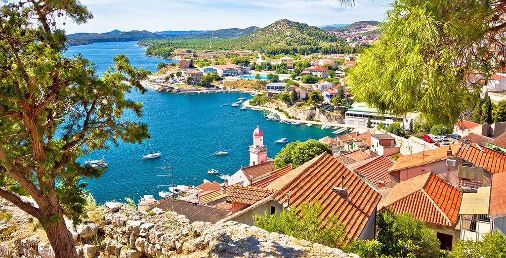 Partez vivre un séjour ensoleillé sur les côtes croates