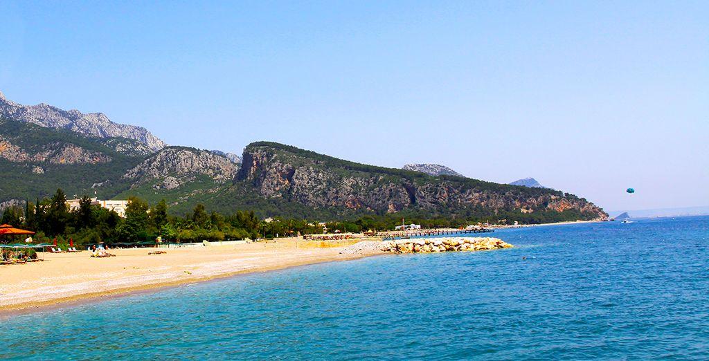 Très bon séjour en Turquie !