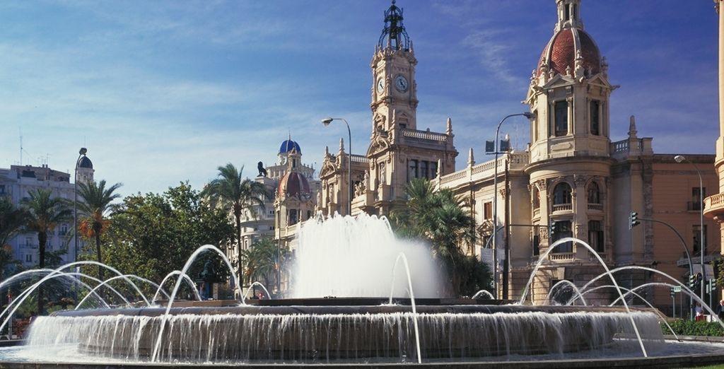 Bon séjour à Valence!