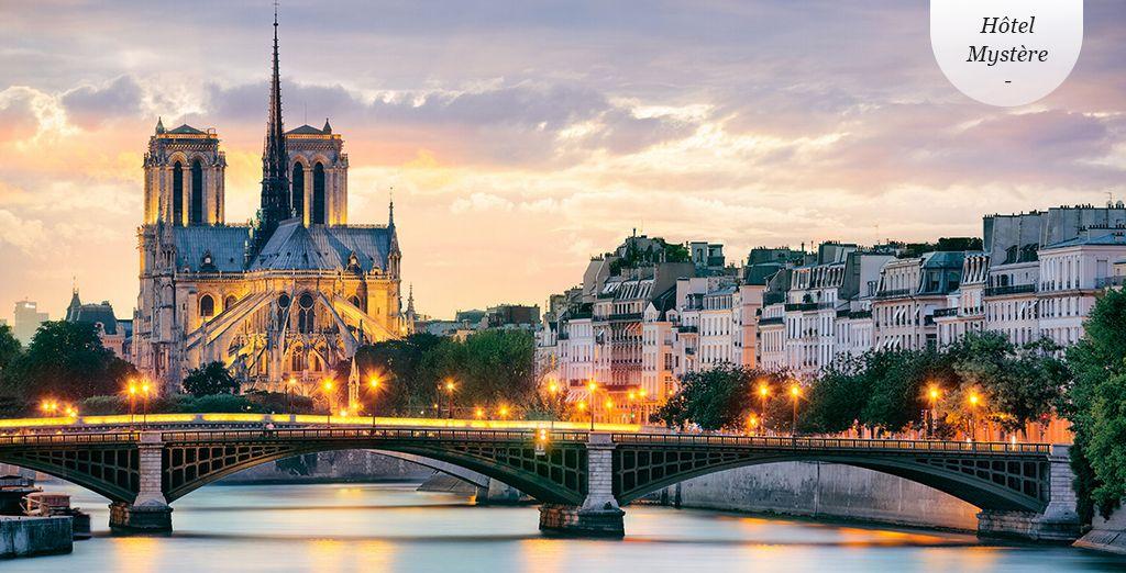 Envie d'une virée chic dans la capitale ? - Hôtel Mystère 4* à Paris Paris