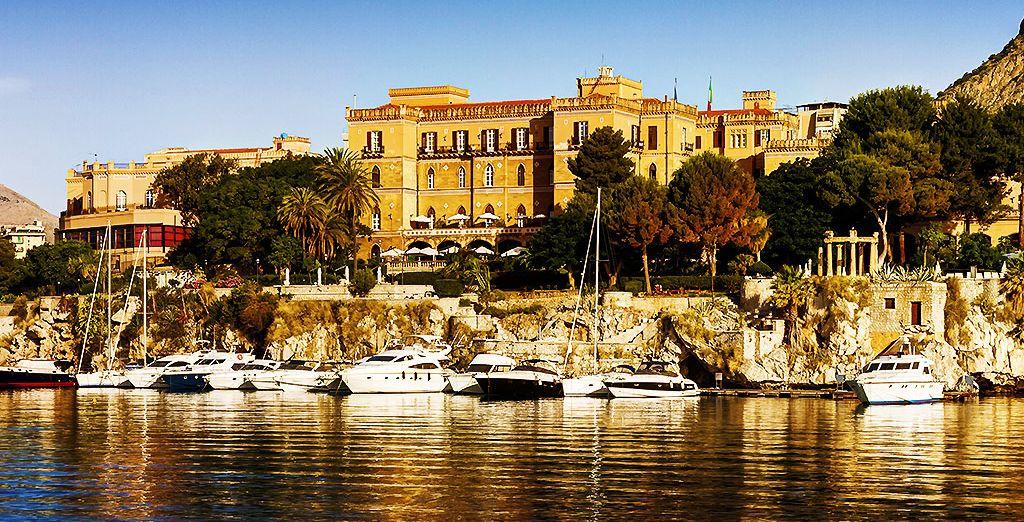 À la découverte des trésors de la Sicile... - Grand Hôtel Villa Igiea MGallery 5* by Sofitel Palerme