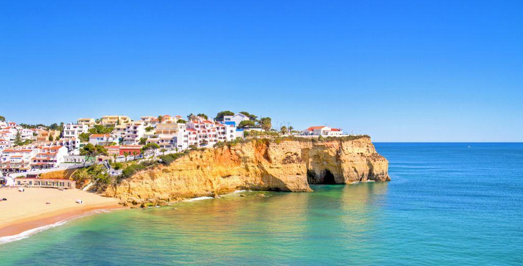 Bienvenue en Algarve