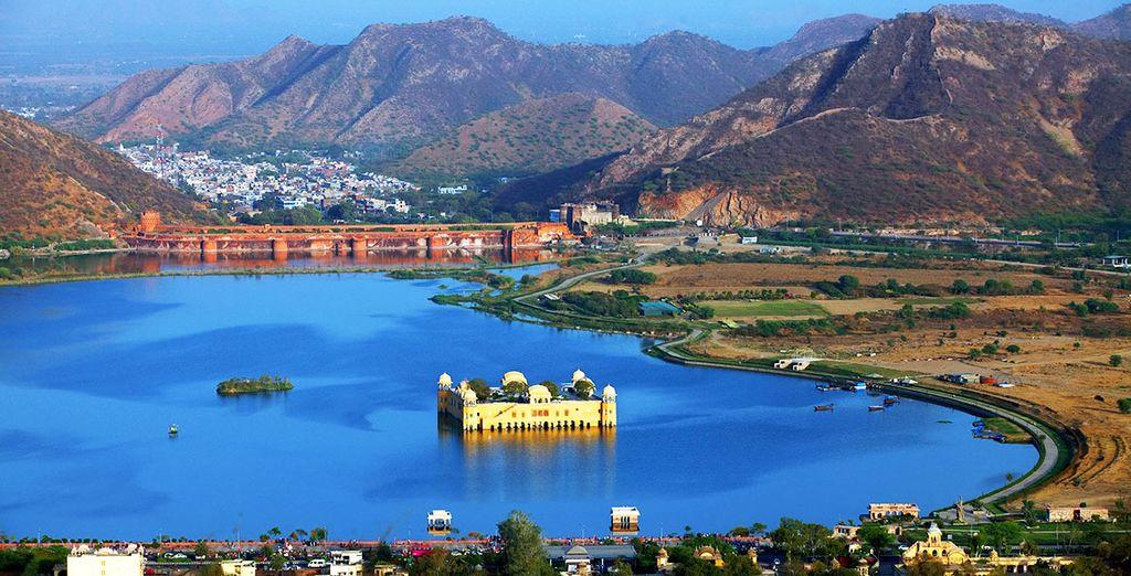 A la majesté de Jaipur