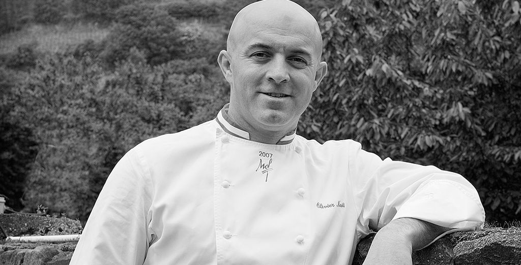 Du Chef Olivier Nasti, Meilleur Ouvrier de France