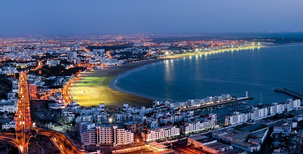 Agadir saura vous séduire