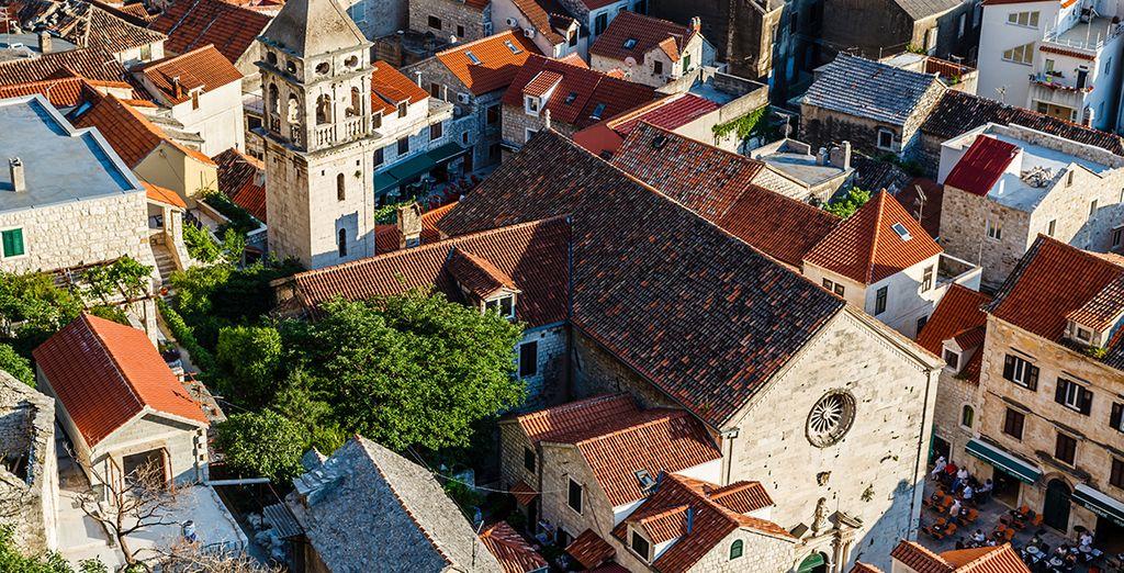 Vous apprécierez également visiter le coeur historique de Split