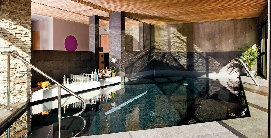 Bienvenue à l'Anova Hotel & Spa...