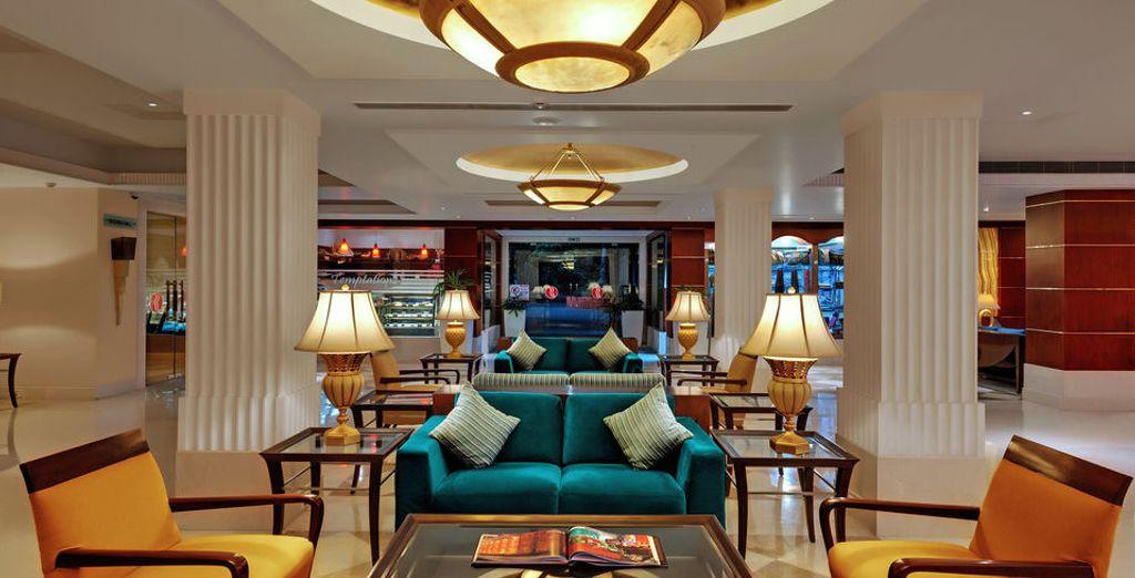 Et pour votre confort, vous aurez le choix de séjourner dans des hôtels standards ou supérieurs