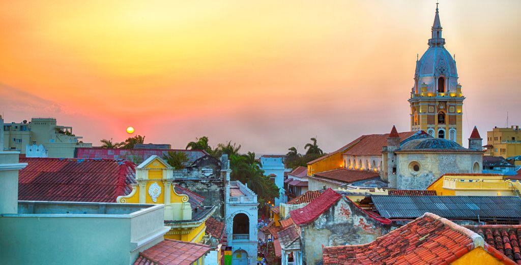 La Colombie avec Voyage Prive
