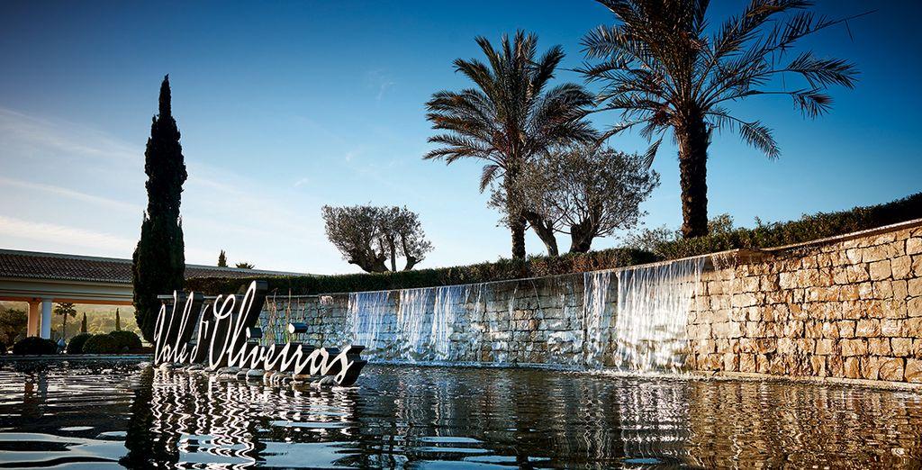 Bienvenue au Vale dOliveiras Quinta Resort & Spa 5* - Vale d'Oliveiras Quinta Resort & Spa 5* Carvoeiro