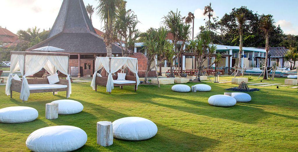 Craquez pour l'extension au Sadara Boutique Beach Resort