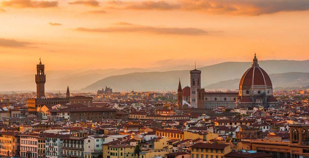 Florence vous accueille pour un séjour d'exception !