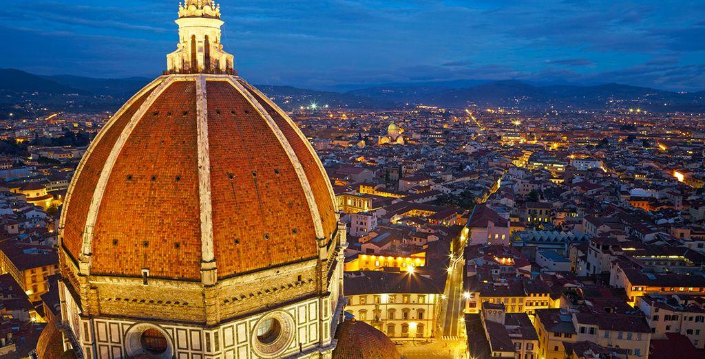 Envolez vous pour une escapade culturelle à Florence - Hôtel Pierre 4* Florence