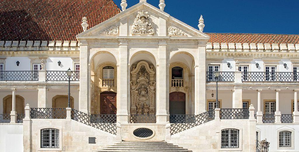 A la découverte des trésors architecturaux du pays...