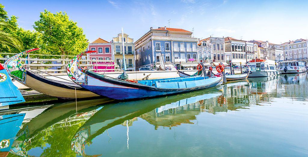 Bienvenue au Portugal !
