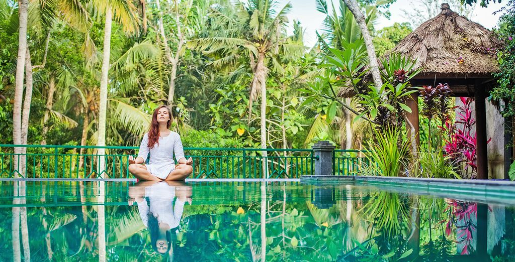 Lâchez prise direction Bali