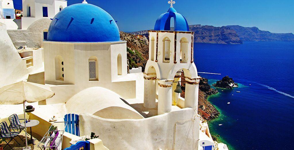 Envie de découvrir l'un des joyaux des Cyclades ?