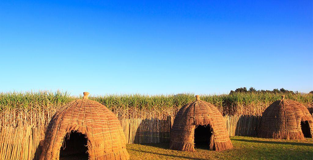 Faites route vers le Swaziland, la