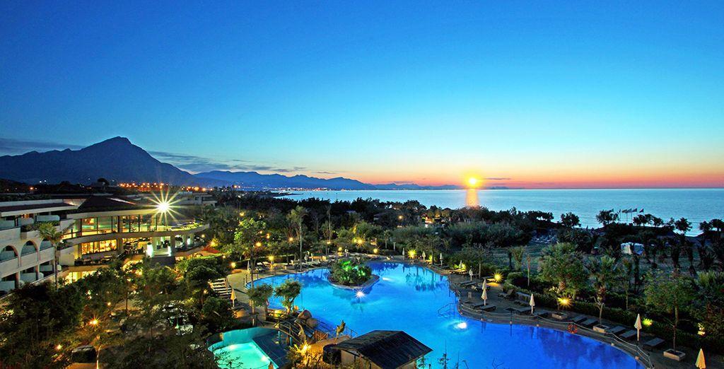 Bienvenue à l'hôtel Fiesta Athénée Palace - Hôtel Fiesta Athénée Palace 4* Palerme