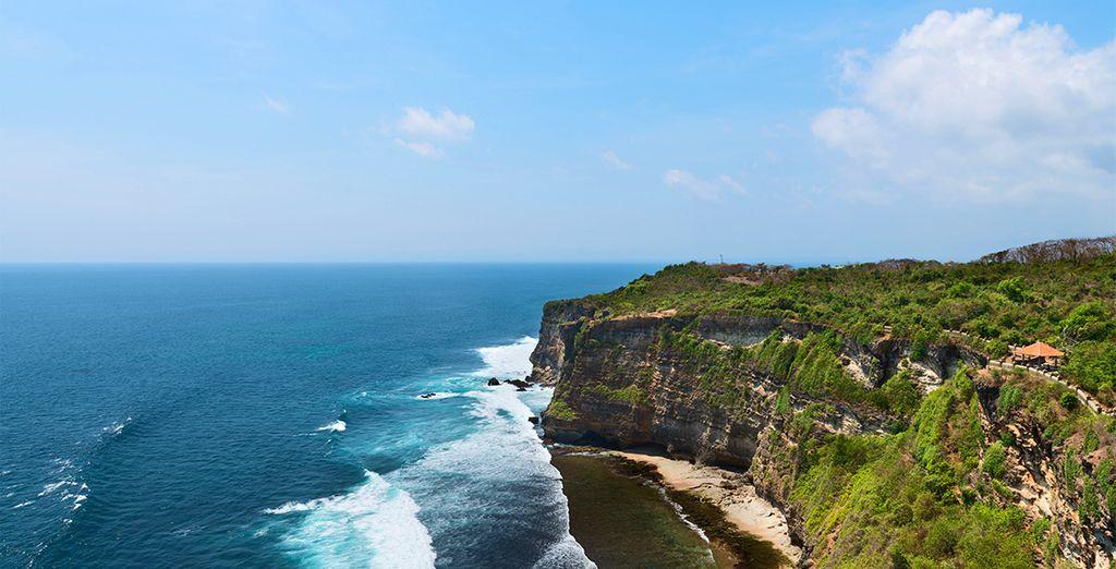 Bon séjour à Nusa Dua !