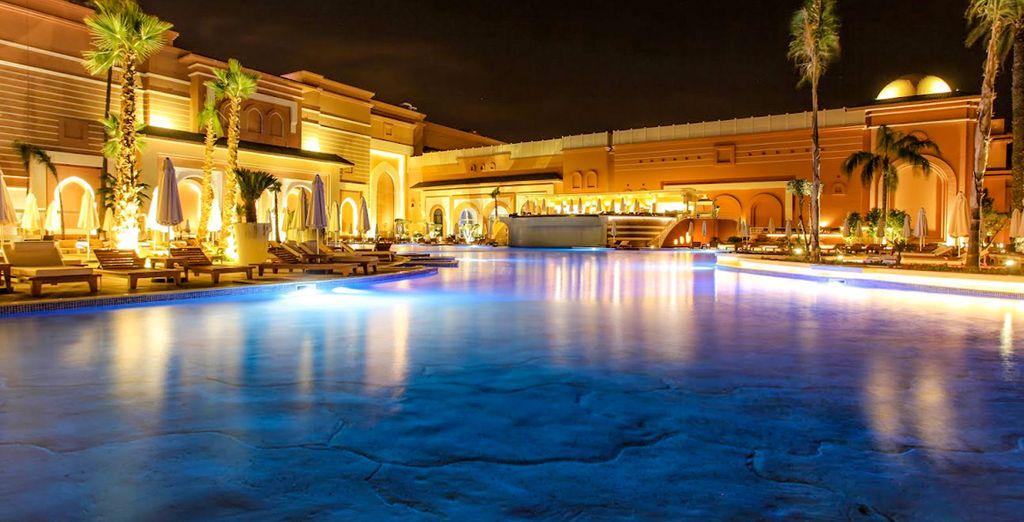 Savoy Marrakech Hotel
