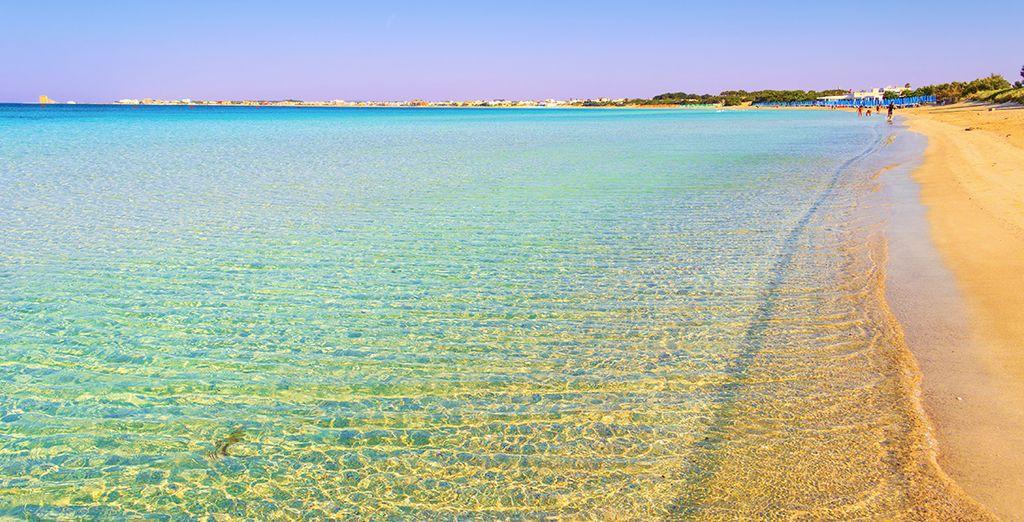 et les plages à proximité. Bon séjour dans la région des Pouilles.