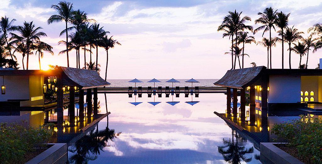 Bienvenue au JW Marriott Khao Lak Resort & Spa 5* - JW Marriott Khao Lak Resort & Spa 5* et séjour possible à Dubai Khao Lak