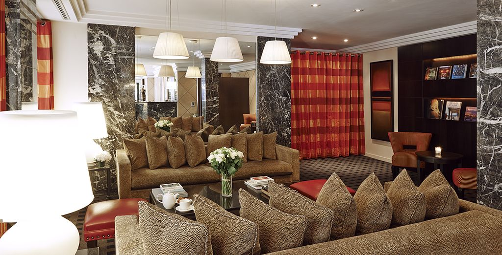 Vivez l'expérience parisienne au départ de votre hôtel