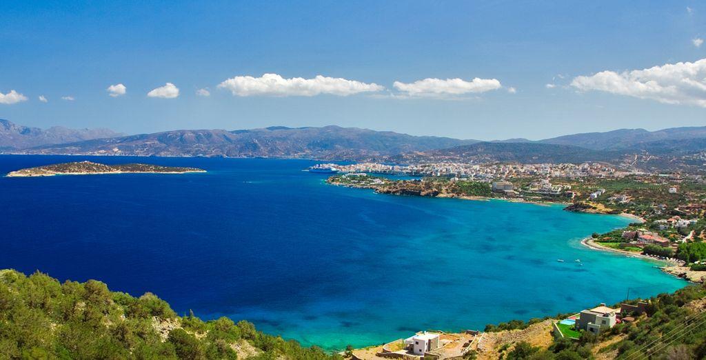 Bonnes vacances en Crète !