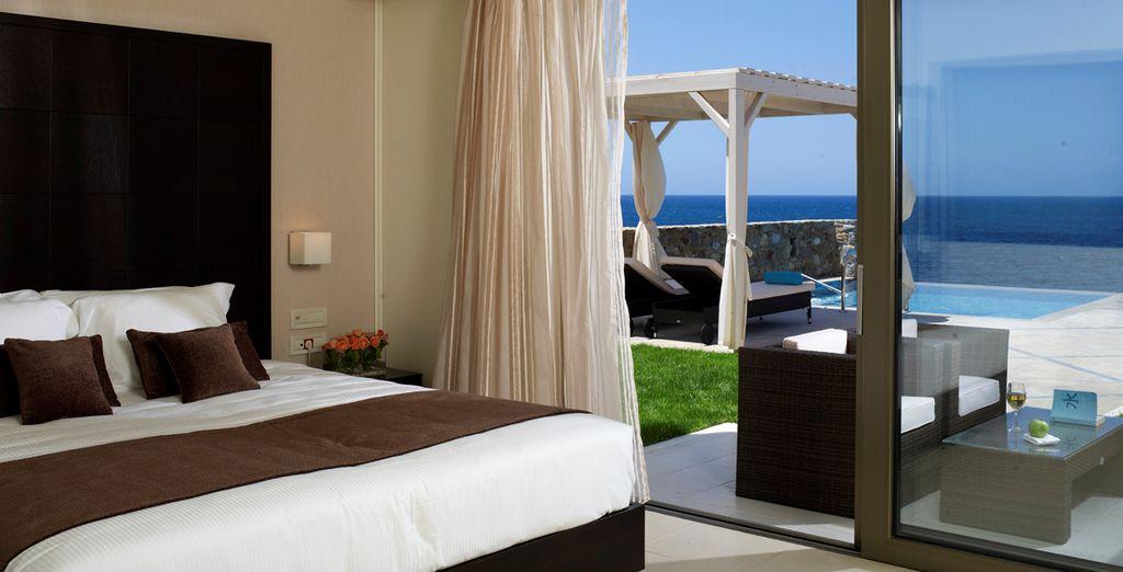 Ou pour la Suite Luxury...