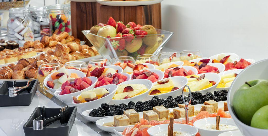 Prenez le temps de savourer un petit déjeuner copieux