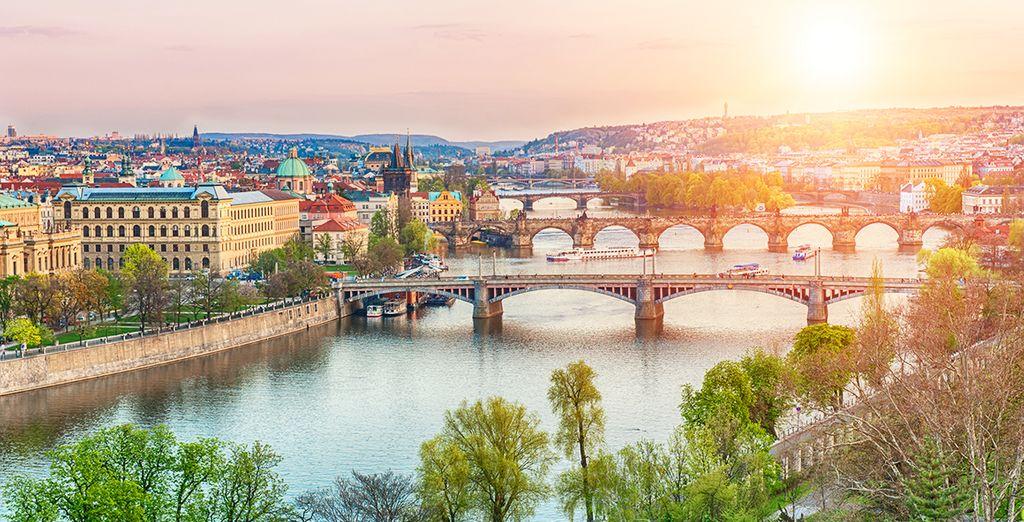 Avant de rejoindre Prague
