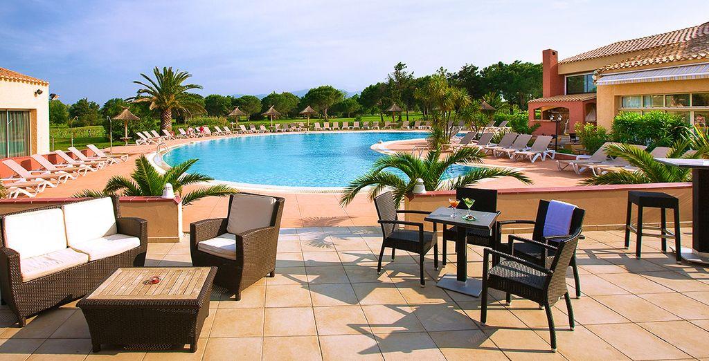 Hôtel Mas d'Huston Golf Resort & Spa 4*