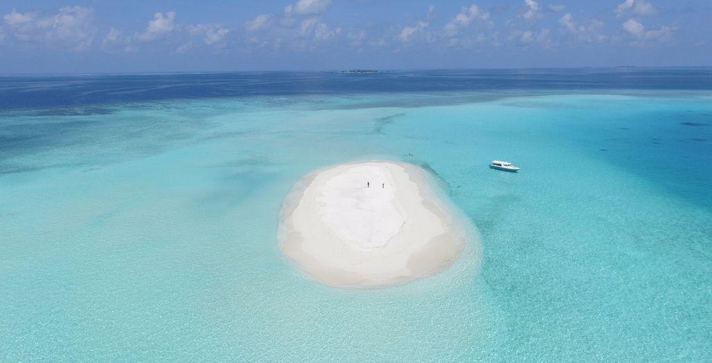 A la découverte d'îles vierges...