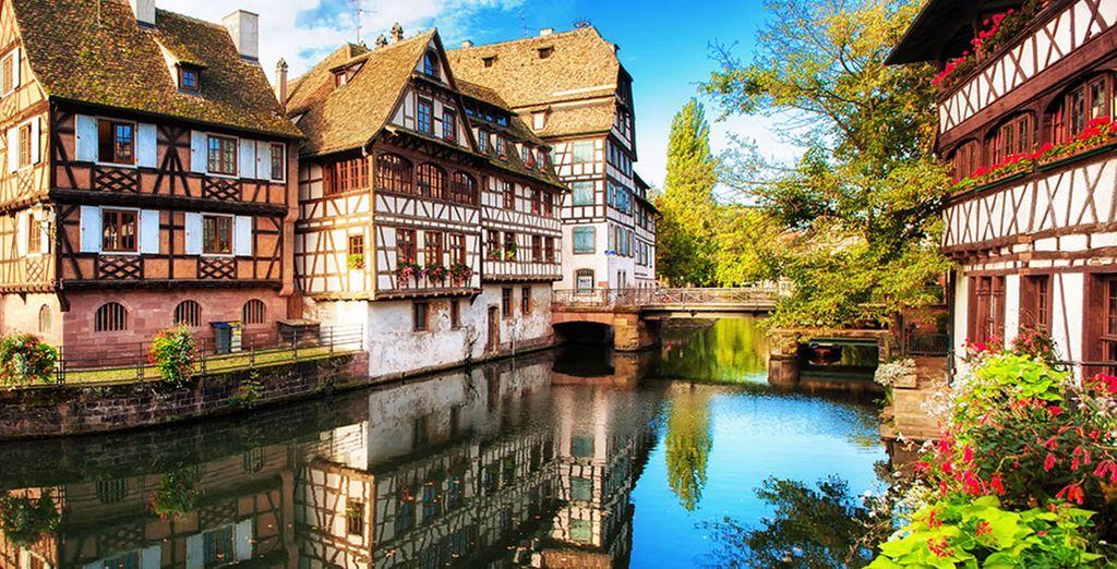 Partez à la rencontre de Strasbourg