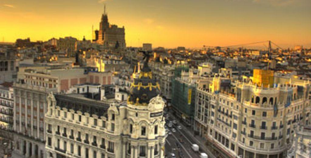 - Mirasierra Suites ***** - Madrid - Espagne Madrid