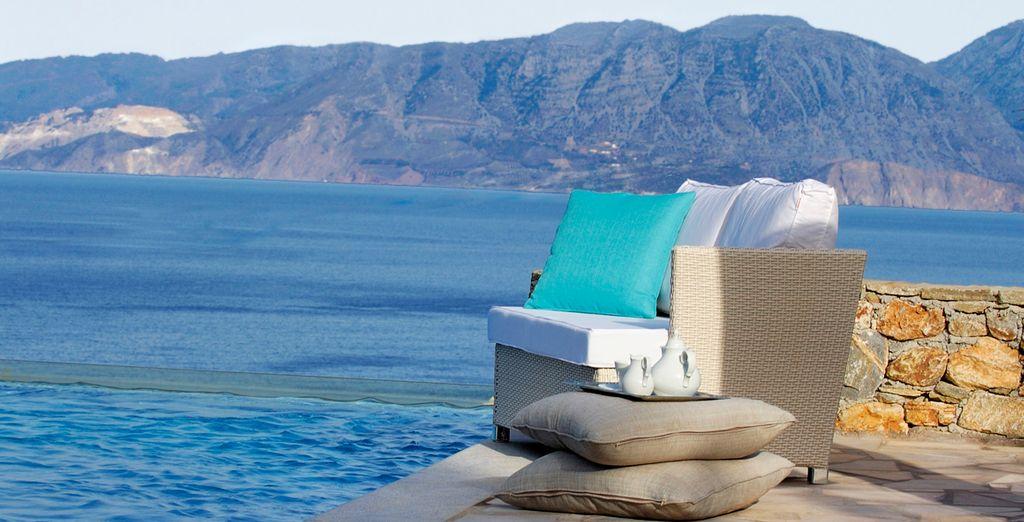 Alors mettez le cap sur la Crète, et arrêtez-vous au Pleiades Luxurious Villas - Pléiades Luxurious Villas Agios Nikolaos