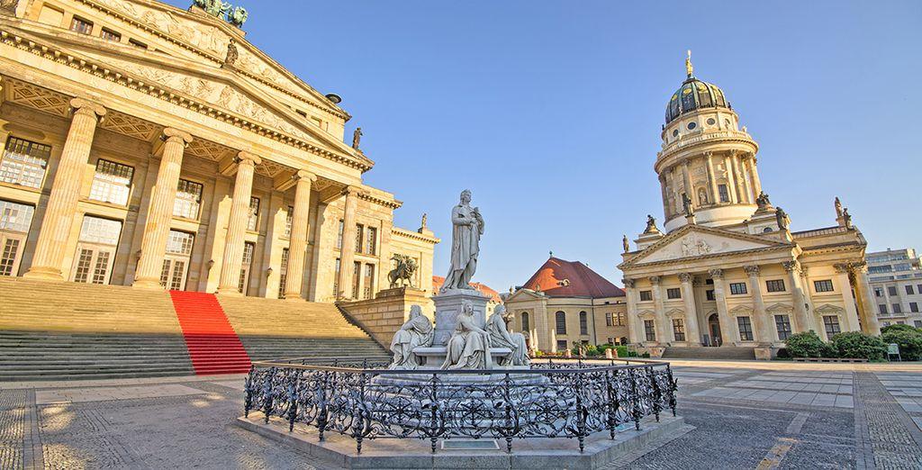 Envie de découvrir la cosmopolite Berlin ?