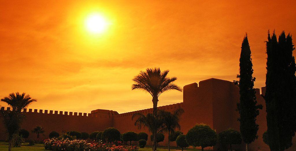 Excellent séjour à Marrakech