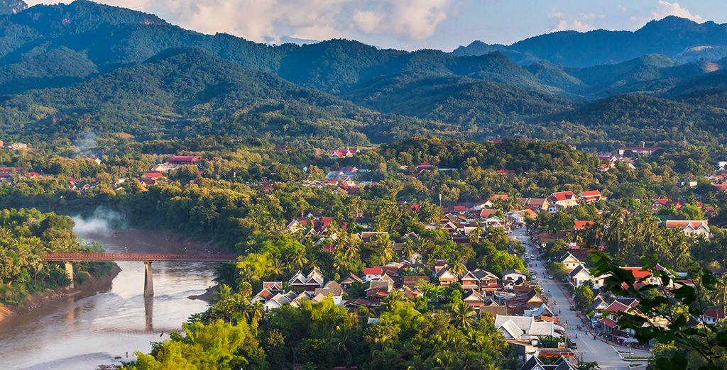 Pour encore plus de dépaysement, préférez une extension au Laos